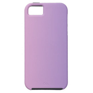 Cotton Candy to Ube Vertical Gradient iPhone 5 Cover