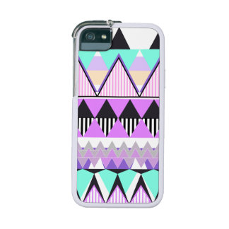 Cotton Candy Tribal iPhone 5/5S Covers
