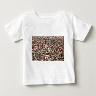 Cotton Field Baby T-Shirt