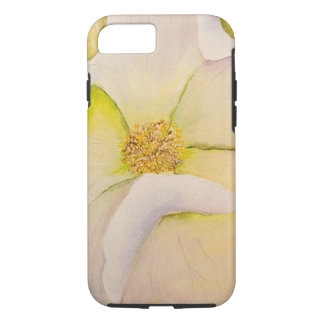 Cotton Flower iPhone 7, Tough iPhone 7 Case