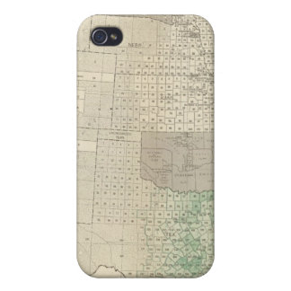 Cotton iPhone 4 Cover