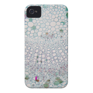 Cotton leaf under the microscope Case-Mate iPhone 4 case