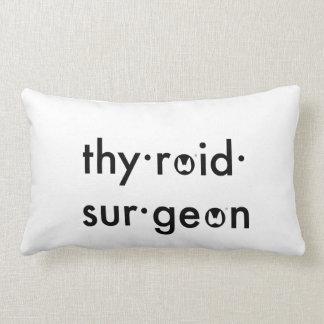 Cotton Lumbar couch pillow -  Thyroid Surgeon