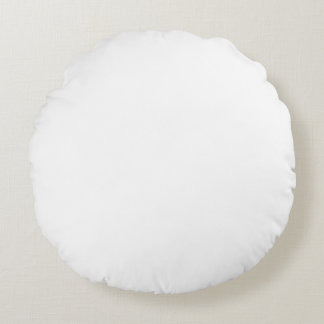 Cotton Round Cushion