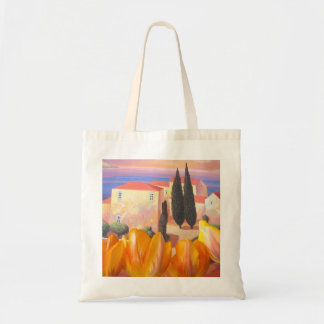 Cotton utility shopping bag