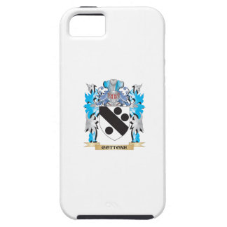 Cottone Coat of Arms - Family Crest iPhone 5 Cases