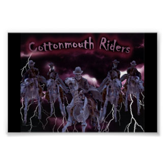 Cottonmouth Riders Poster