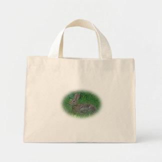 Cottontail Bunny Rabbit Cordinating Items Bag