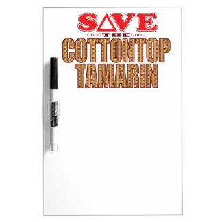 Cottontop Tam Save Dry Erase Board