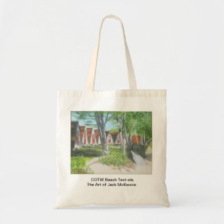 COTW Beach Tent-els Tote Bag