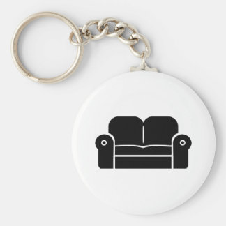 Couch Key Ring
