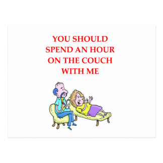 couch postcard