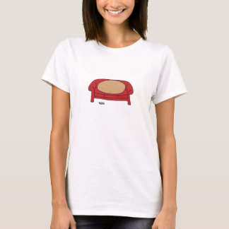 Couch Potato, 2-sided T-Shirt