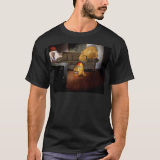 Couch Potatoes Father & Son T-Shirt