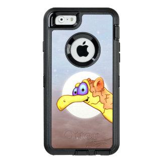 COUCOU BIRD 2 ALIEN  Apple iPhone 6/6s   DS