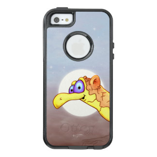 COUCOU BIRD 2 ALIEN  Apple iPhone SE/5/5s CS OtterBox iPhone 5/5s/SE Case