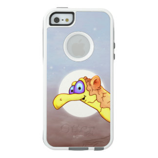COUCOU BIRD 2 ALIEN  Apple iPhone SE/5/5s CS W OtterBox iPhone 5/5s/SE Case