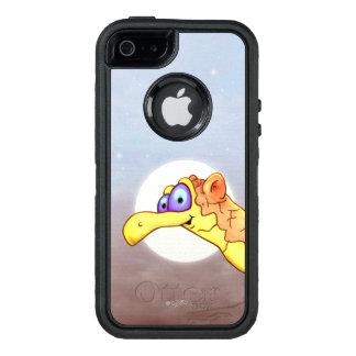 COUCOU BIRD 2 ALIEN  Apple iPhone SE/5/5s DF
