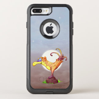 COUCOU BIRD ALIEN Apple iPhone 7 PLUS  CS
