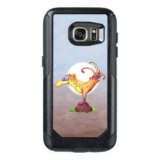 COUCOU BIRD ALIEN Samsung Galaxy S7 CS