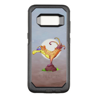 COUCOU BIRD ALIEN Samsung Galaxy S8   CS OtterBox Commuter Samsung Galaxy S8 Case