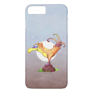 COUCOU BIRD CARTOON Apple iPhone 7 Plus iPhone 8 Plus/7 Plus Case