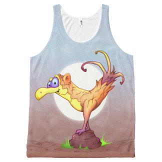 COUCOU BIRD FUNNY UNISEX SHIRT