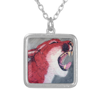 coug1.JPG Silver Plated Necklace