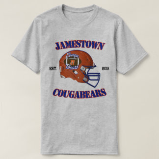 Couga-Bears 2016 Shirt