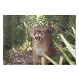 Cougar 001 placemats