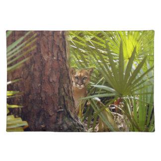 Cougar 008 placemat