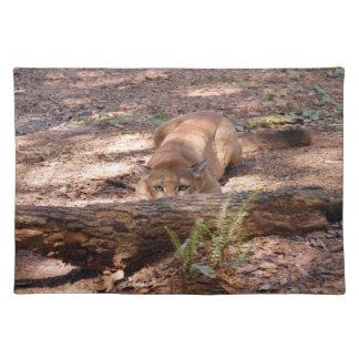 Cougar 010 place mats