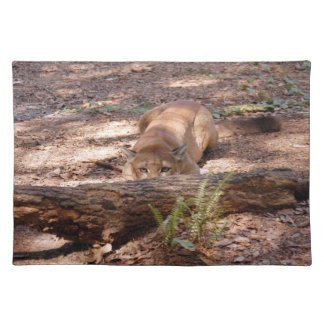 Cougar 010 placemat