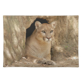 Cougar 011 place mats