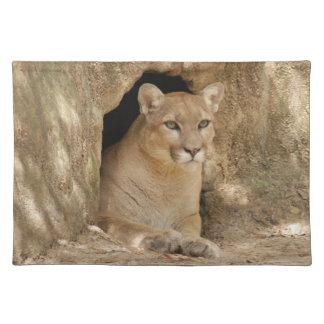 Cougar 011 placemats
