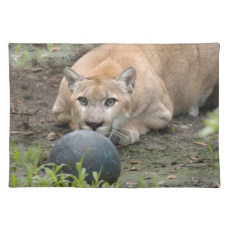 Cougar 015 place mat