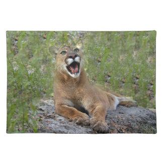Cougar 019 place mats