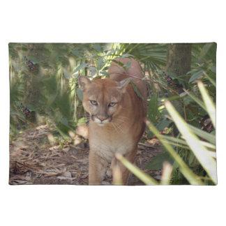 Cougar 020 placemat