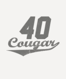 Cougar 40 tees