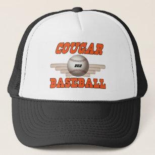 Cougar Baseball Trucker Hat 67c1c99655