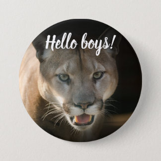 Cougar Button