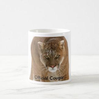 Cougar Coffee Mug