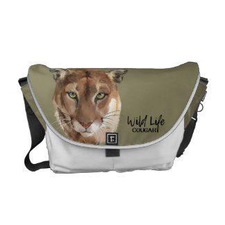 """Cougar"" Courier Bag"