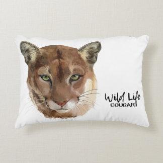 """""""Cougar"""" Decorative Cushion"""