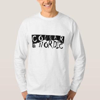 Cougar Nordic long sleeve basic T-Shirt
