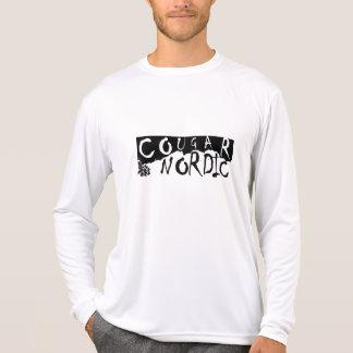 Cougar Nordic Performance Micro Fiber Tshirts