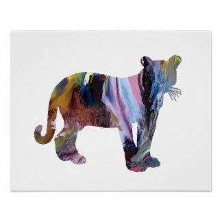 Cougar / Puma art