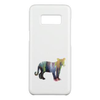 Cougar / Puma art Case-Mate Samsung Galaxy S8 Case
