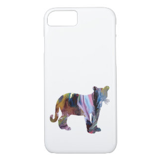 Cougar / Puma art iPhone 8/7 Case