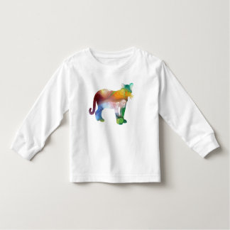 Cougar / Puma art Toddler T-Shirt